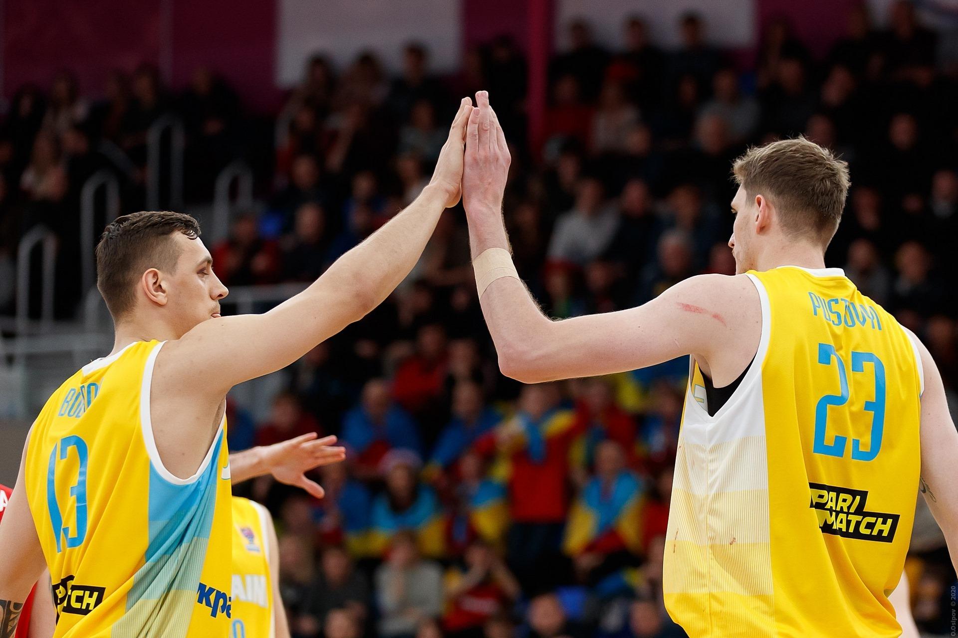 Визначився розришений склад чоловічої збірної України на матчі кваліфікації чемпіоната Європи