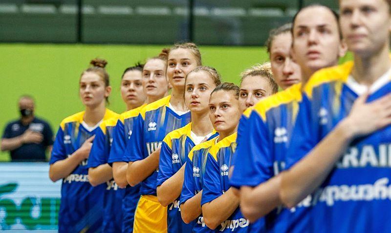 Збірна України зміцнила позицію в відбірковій групі