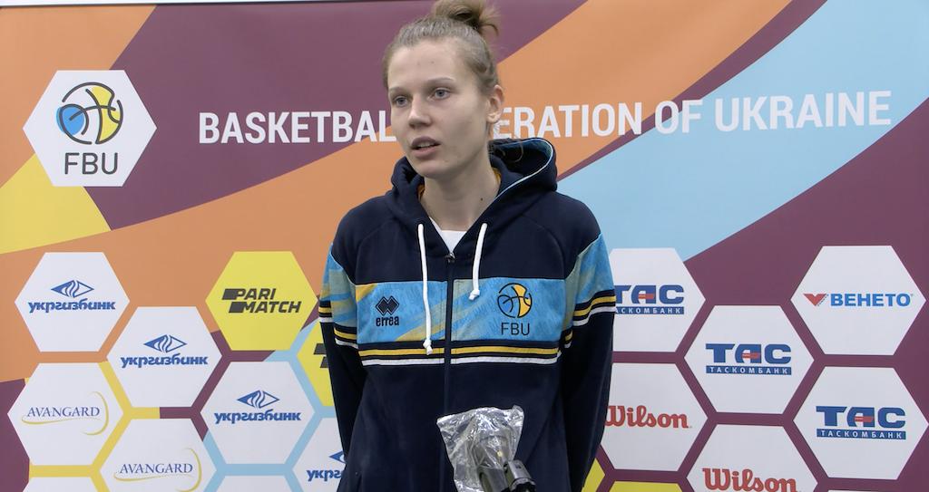 Вероніка Любінець: самі дали шанс Бельгії, коли пропустили багато на початку гри