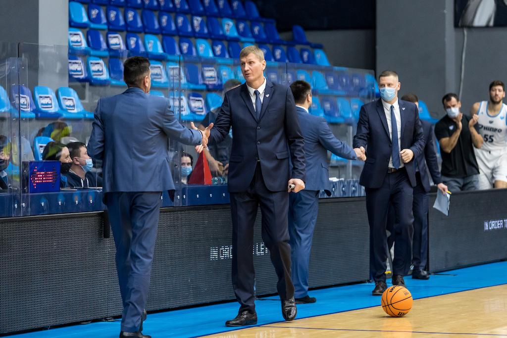 Дніпро здобув домашню перемогу над Соколами: відео коментарів після гри