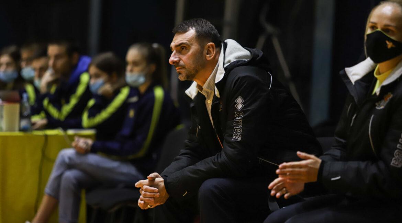 Володимир Холопов: наразі, жіноча команда Київ-Баскета перебуває на карантині