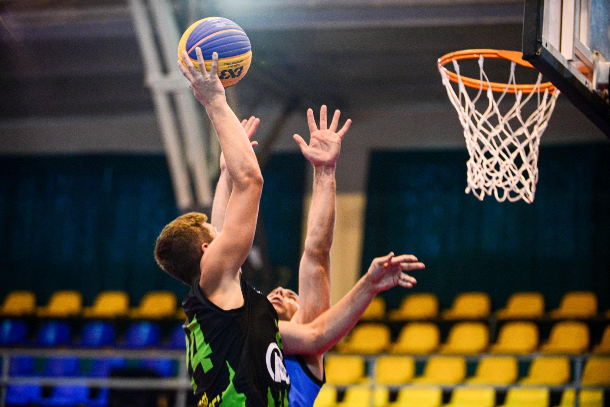 Кубок України з баскетболу 3х3 серед молодіжних команд: розклад та відеотрансляція матчів 16 листопада