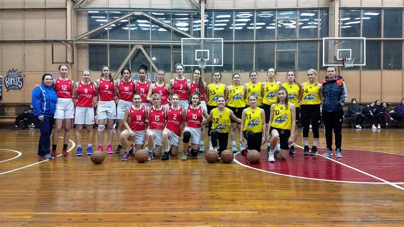 Чемпіонат ВЮБЛ: анонс сезону 2020/2021 серед дівчат 2004-2005 та 2007 р.н.