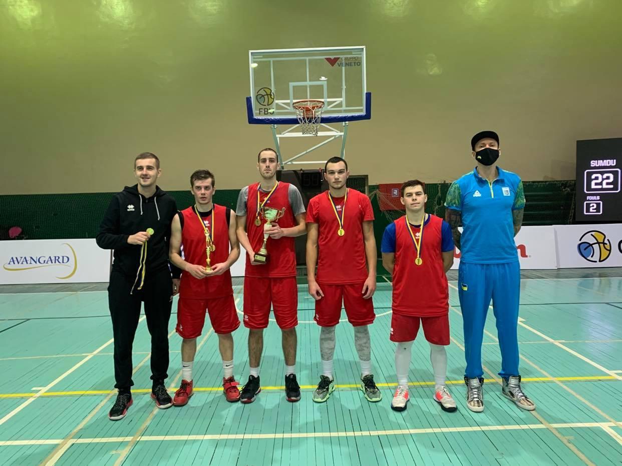 Кубок України з баскетболу 3х3 серед молодіжних команд: результати матчів 16 листопада