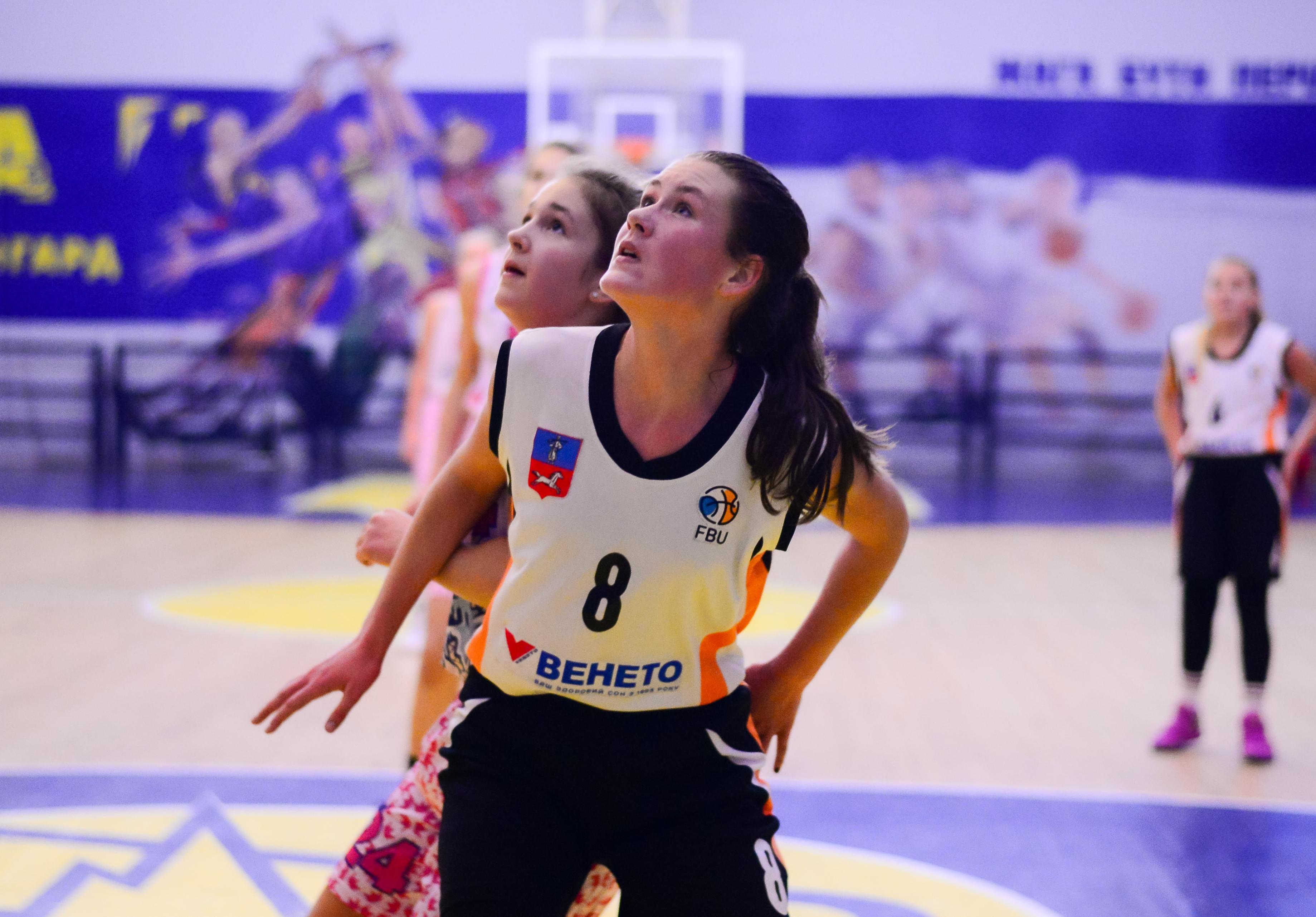 ВЮБЛ: в Києві завершилися матчі першого туру серед дівчат 2007 р.н.