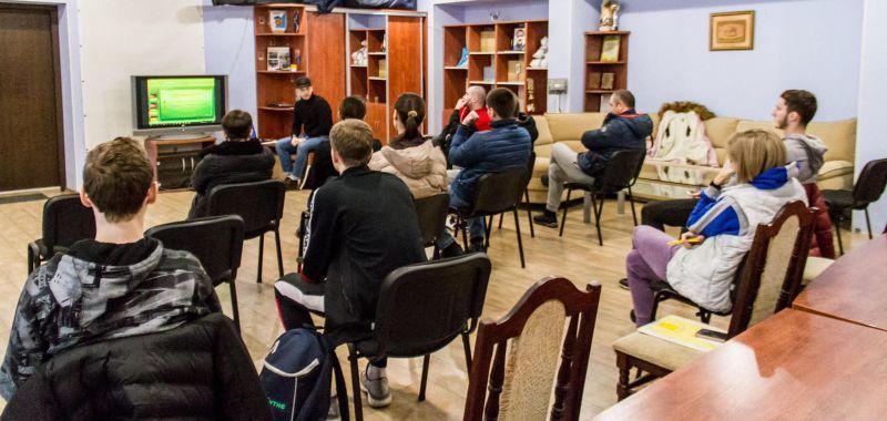 У Одесі відбувся семінар для тренерів дитячих спортивних шкіл