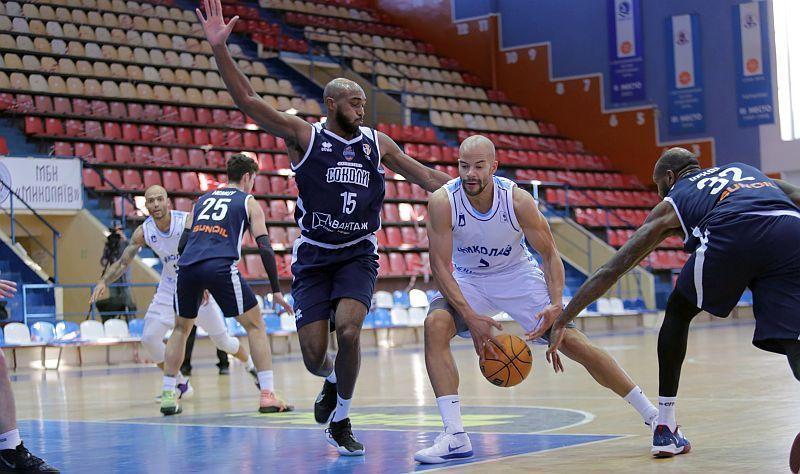 Миколаїв здобув другу перемогу в сезоні