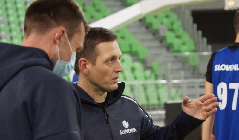 У збірної Словенії вимушені зміни в тренерському штабі