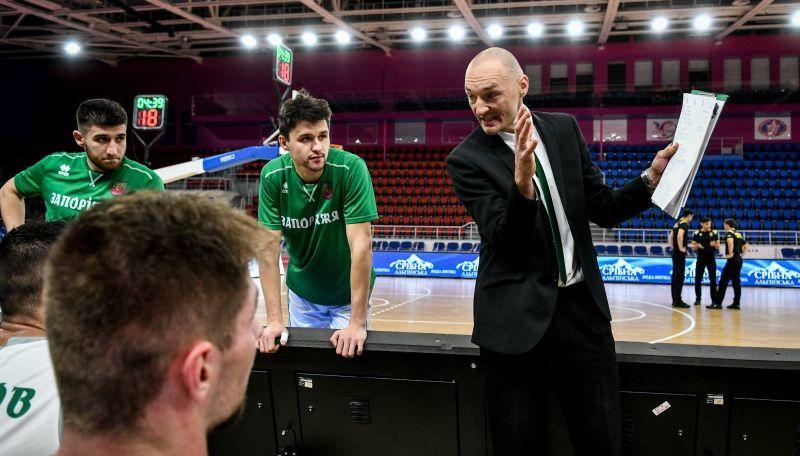 Станіслав Овдєєнко: ніколи не мріяв стати тренером