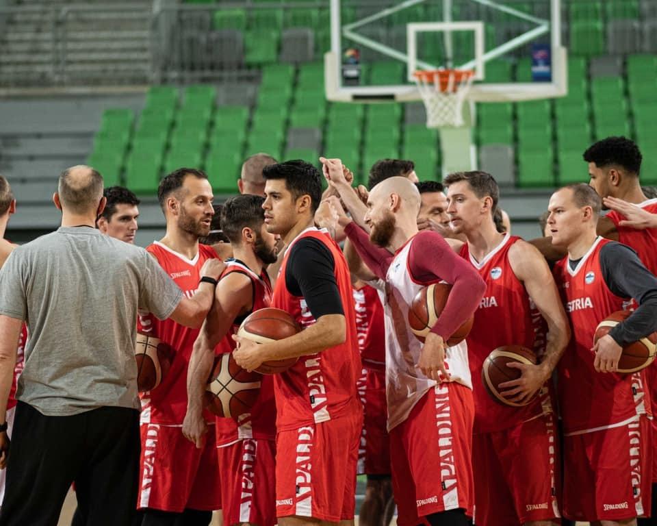 Суперник збірної України готується до матчу кваліфікації Євробаскета-2022