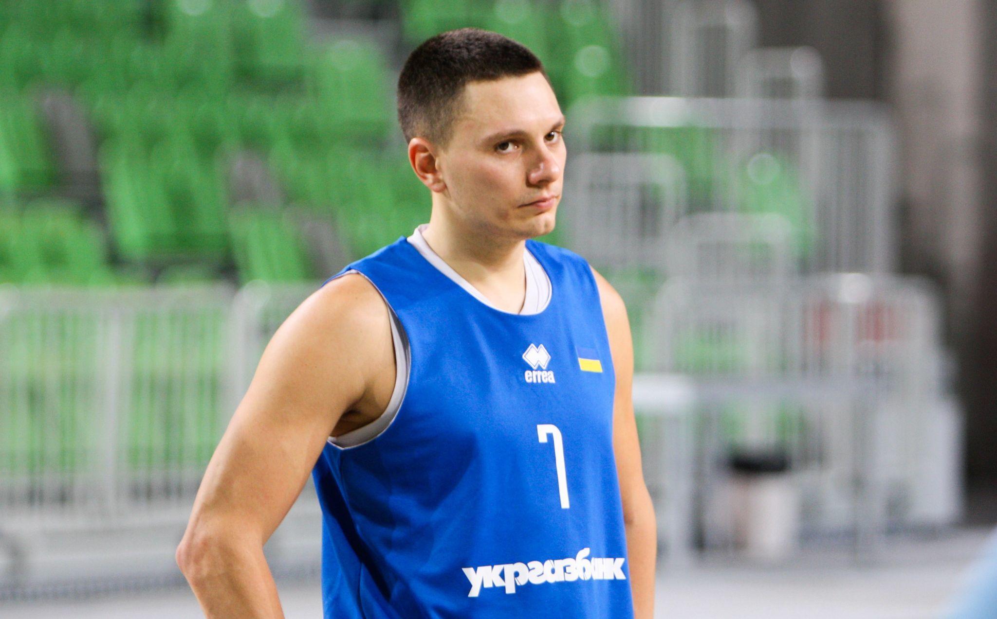 Денис Лукашов: у Словенії одна з кращих шкіл в Європі, у них банально немає слабких гравців