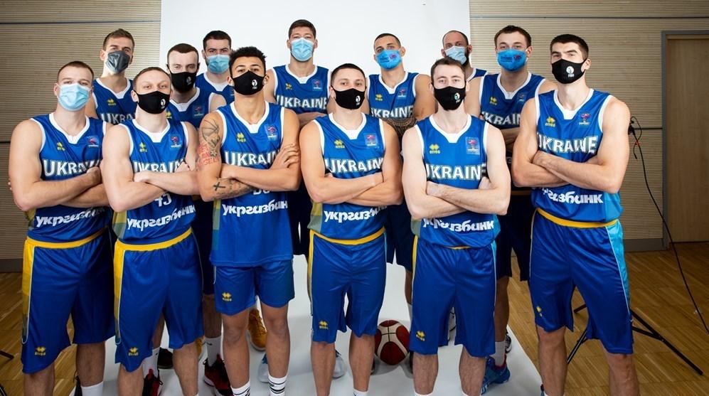Сьогодні збірна України зіграє проти чемпіонів Європи: анонс матчу відбору на Євробаскет-2022