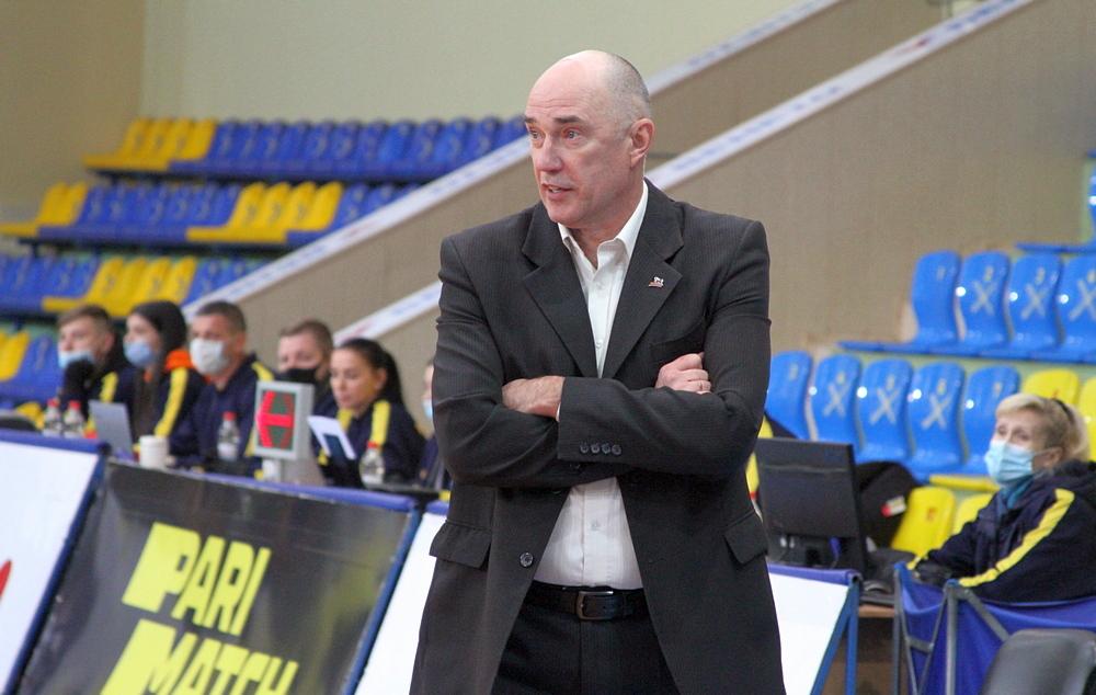 Георгій Ступенчук: у нас дуже молода, але перспективна команда