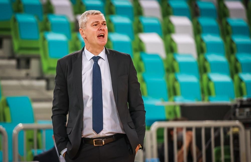 Айнарс Багатскіс: у другій половині були найкращі 20 хвилин команди за час моєї роботи головним тренером