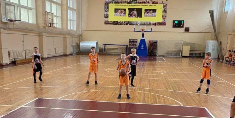Команди юнаків зіграли матчі ВЮБЛ у Харкові