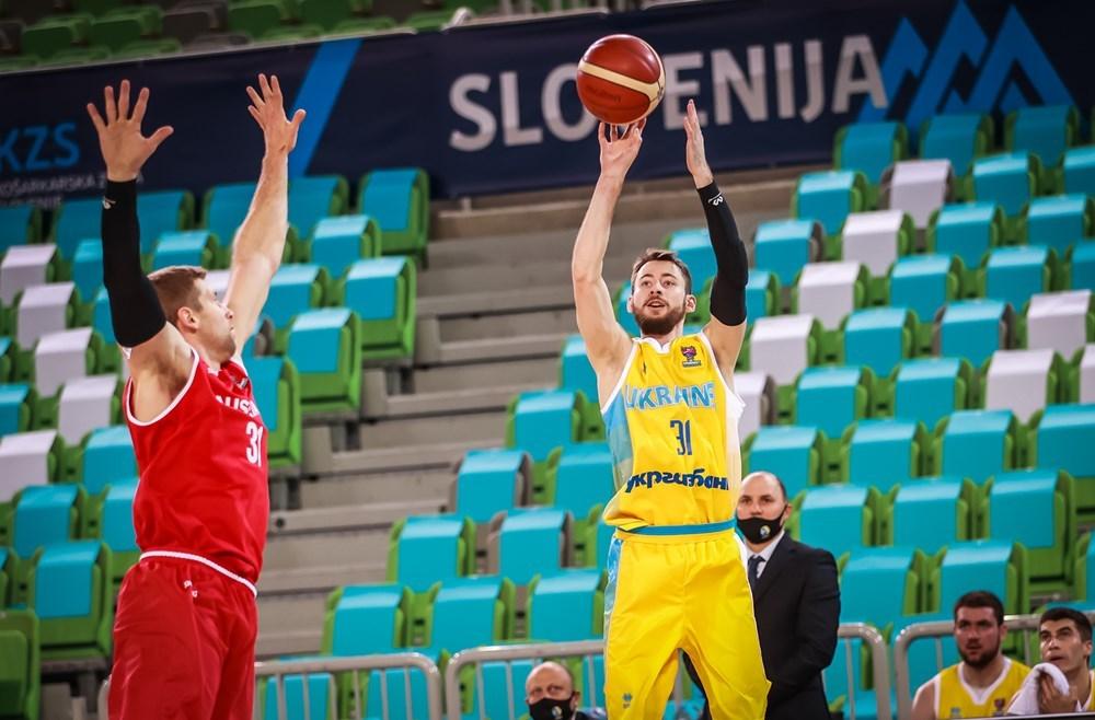 Збірна України перемогла Австрію та вийшла на Євробаскет-2022