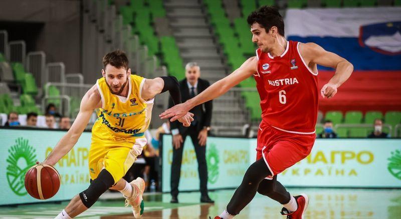 ЄвроБаскет-2022: збірна України серед 11 учасників фінального турніру