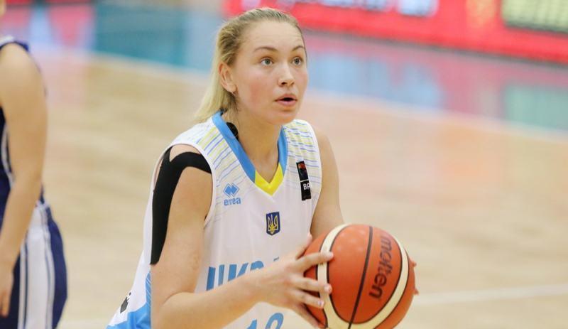 Українка Яцковець претендує на титул MVP місяця в чемпіонаті Швейцарії