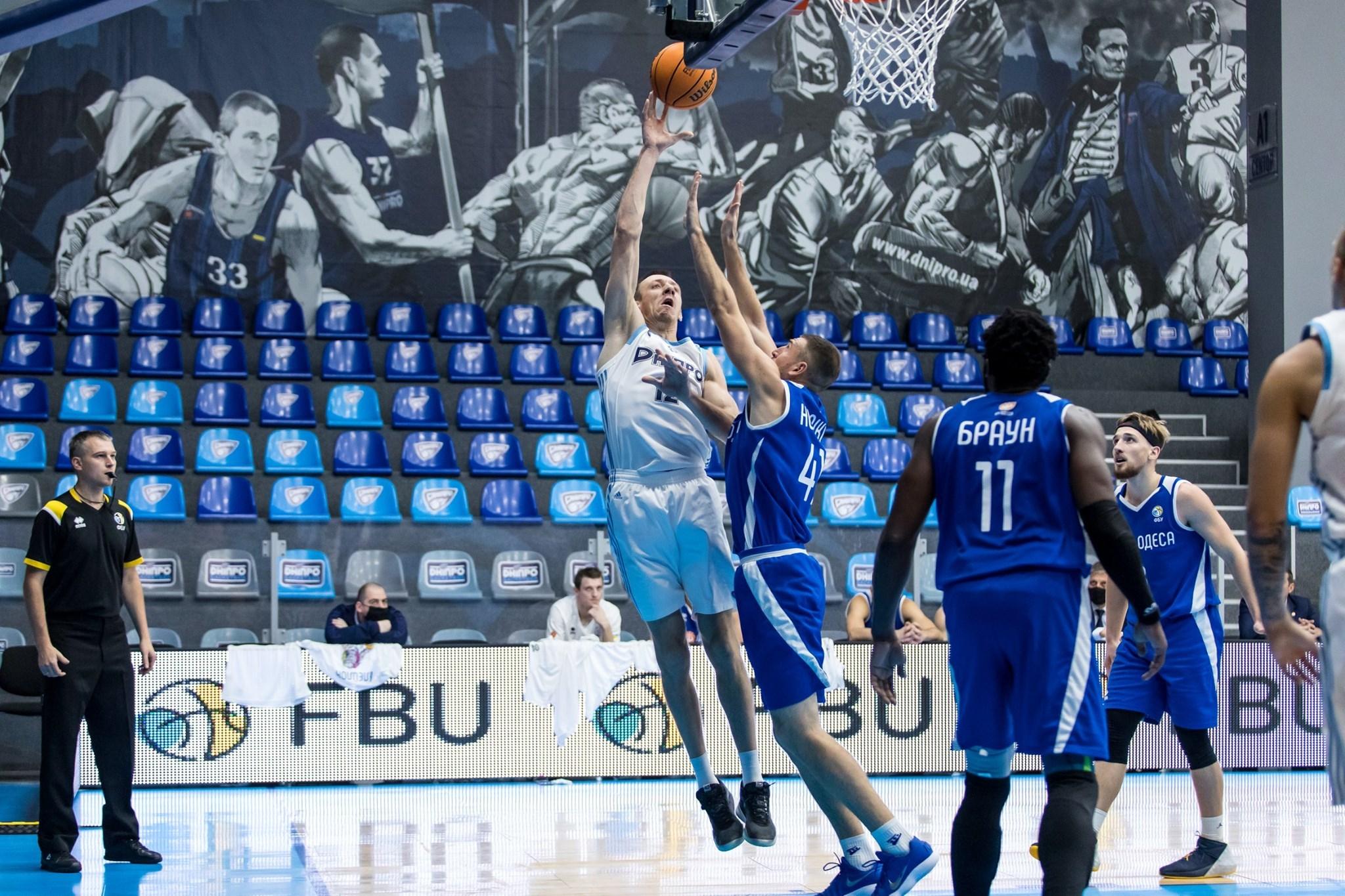 1/8 финала Кубка Украины по баскетболу: анонс матчей 4 декабря