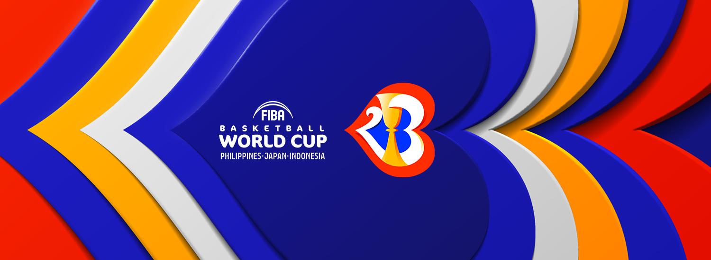 ФІБА презентувала лого чемпіонату світу 2023 року