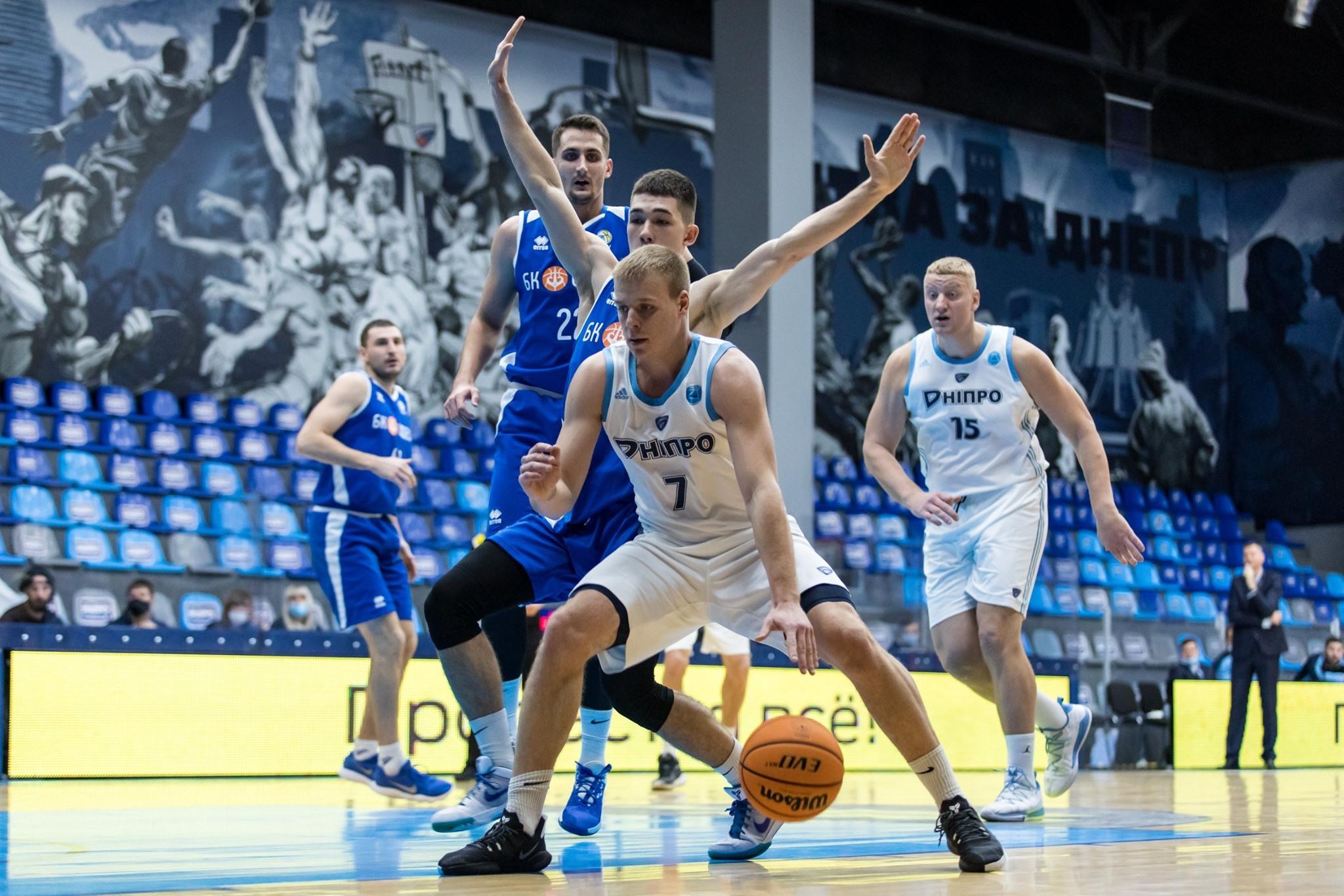 Анатолій Шундель — найкращий гравець листопада в Суперлізі Паріматч