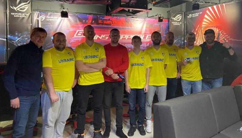 Збірна України з кібербаскетболу готується до старту в FIBA Esports Open II