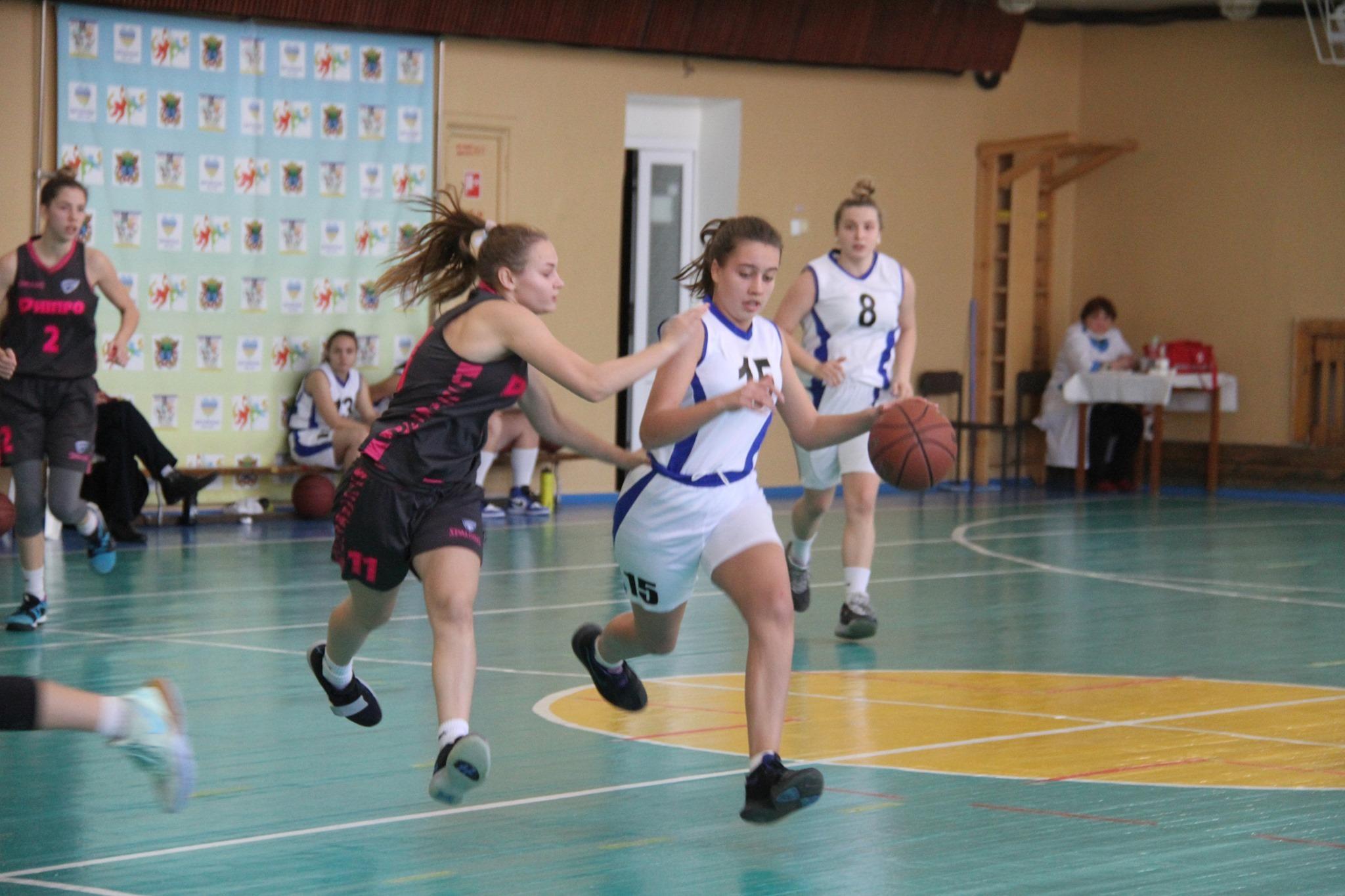 ВЮБЛ: в Бердянську завершилися матчі серед дівчат 2004/05 р.н.