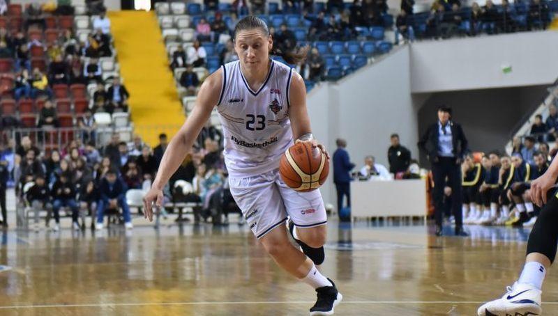 Українка Ягупова очолила рейтинг результативності чемпіонату Туреччини
