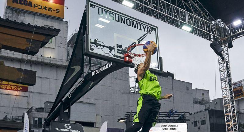 Українець Кривенко очолив історичний топ-10 моментів фіналів FIBA 3х3 World Tour