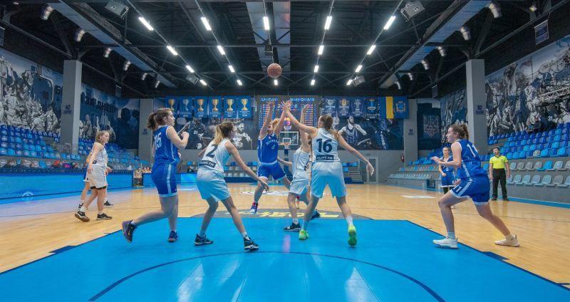 Команда Дніпра здобула перші перемоги в жіночій Вищій лізі: фотогалерея