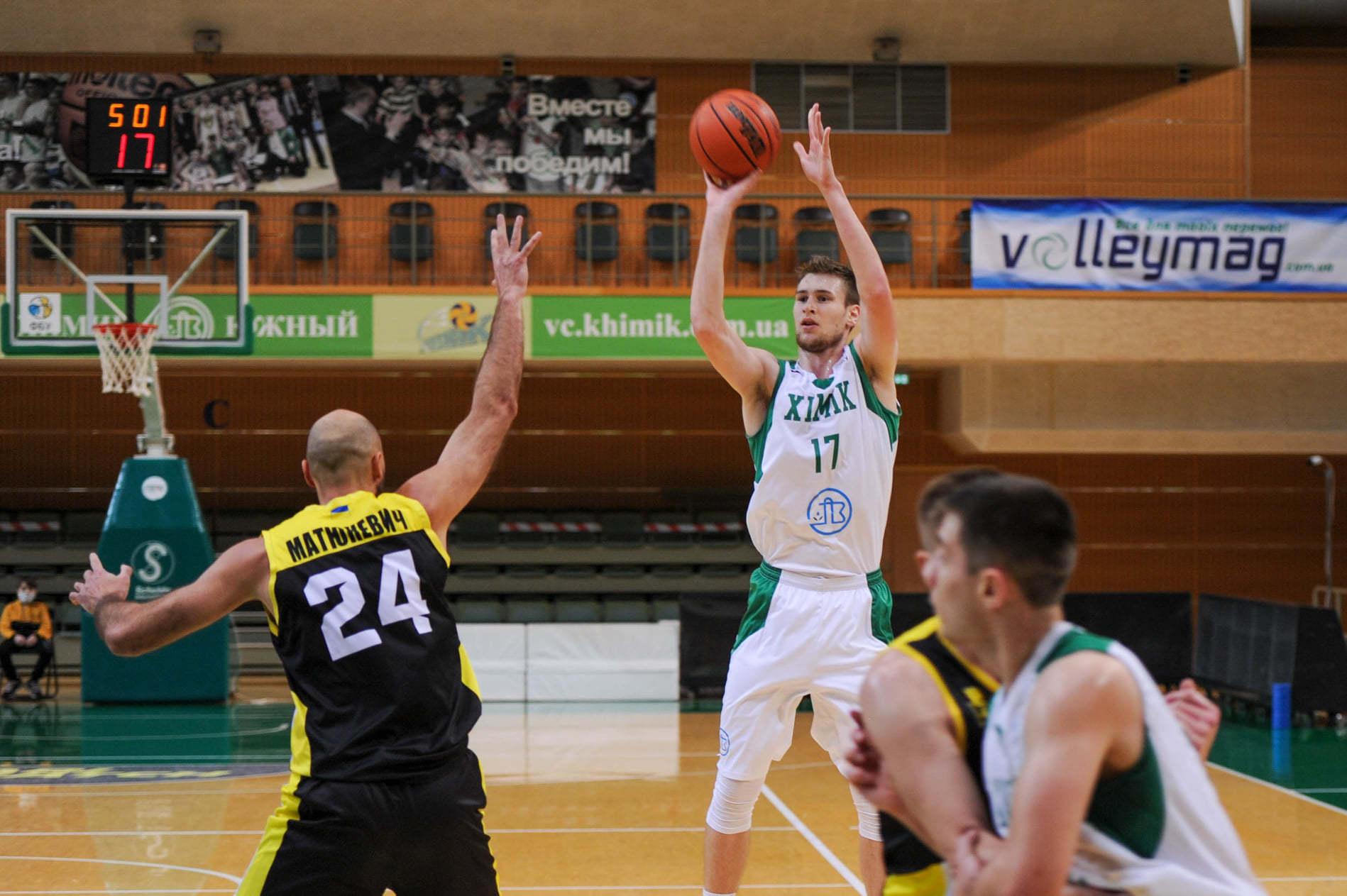 Андрій Войналович: у матчах Вищої ліги відчував себе впевнено, адже отримав великий досвід у першій команді