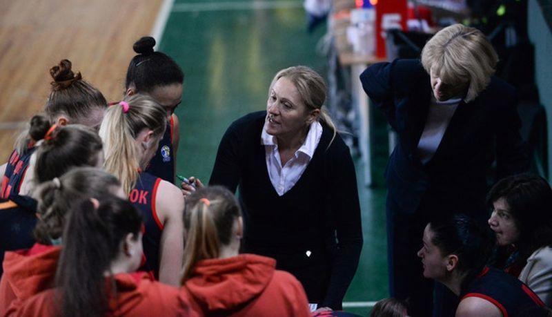 Марина Ткаченко – заслужений тренер України