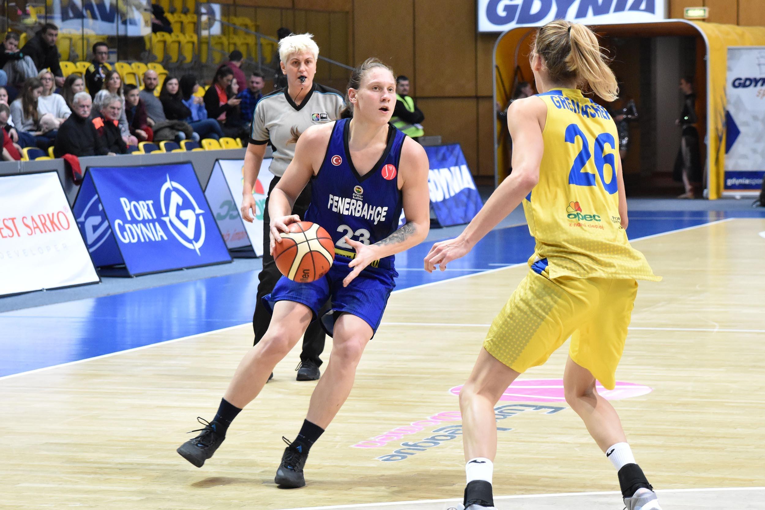 Аліна Ягупова продовжить кар'єру в Фенербахче
