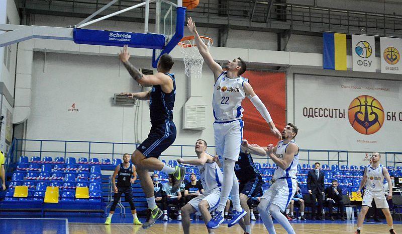 Одеса завдала чемпіону третьої поразки в сезоні