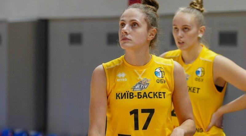 Наталія Цюбик: головна мета на сезон – стати стабільним гравцем