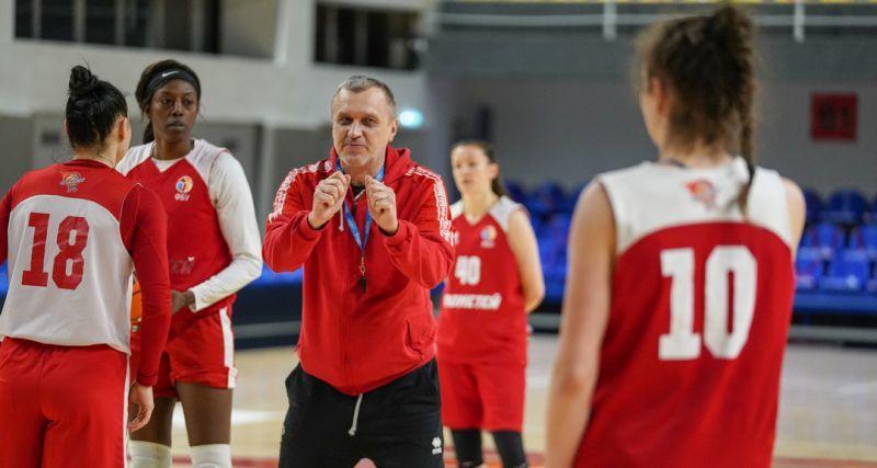 Жіночий Прометей готується до старту в Єврокубку ФІБА