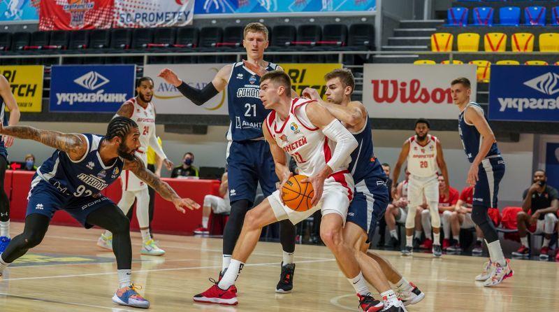 Прометей здобув одинадцяту перемогу в сезоні