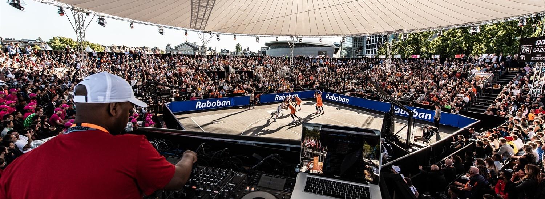 ФІБА визначила термін проведення наступного чемпіонату світу з баскетболу 3х3