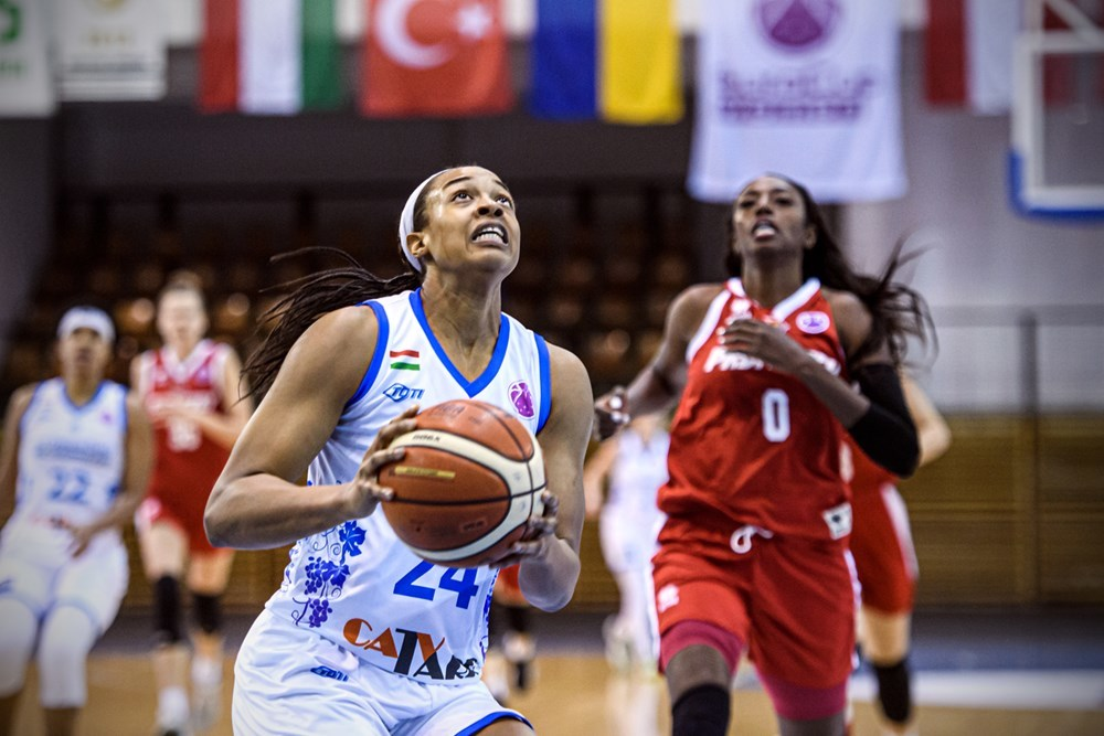 Жіночий Прометей поступився у першому матчі Єврокубку ФІБА
