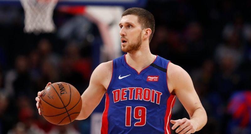 Святослав Михайлюк не допоміг Детройту перемогти в матчі НБА