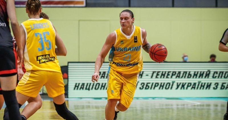 Визначено розклад вирішальних матчів жіночої збірної України у відборі на Євробаскет-2021