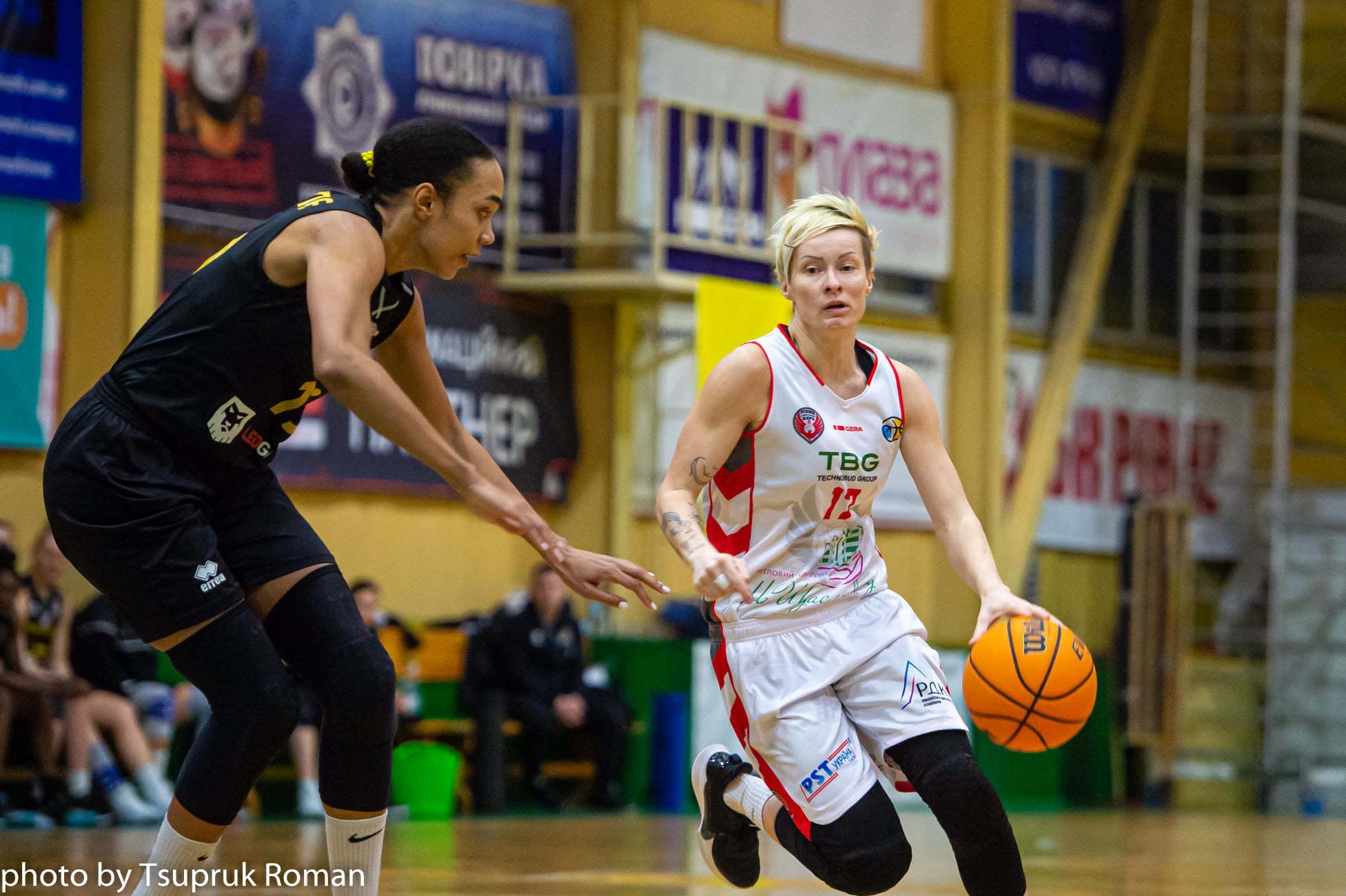 Рівне — Київ-Баскет: відеотрансляція матчу жіночої Суперліги