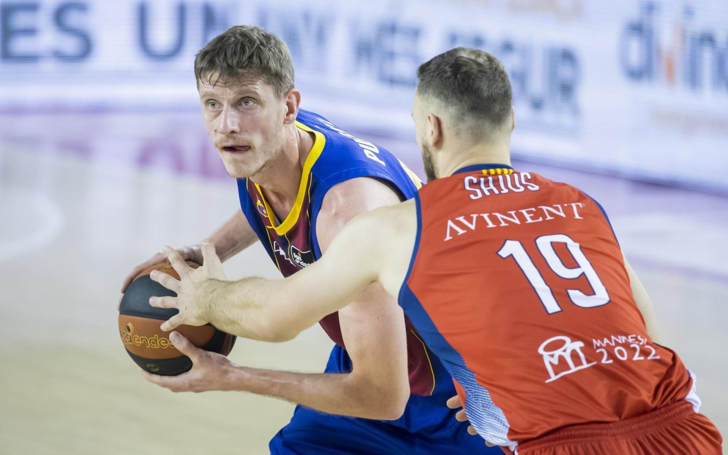 Артем Пустовий зіграв вдалий матч у чемпіонаті Іспанії