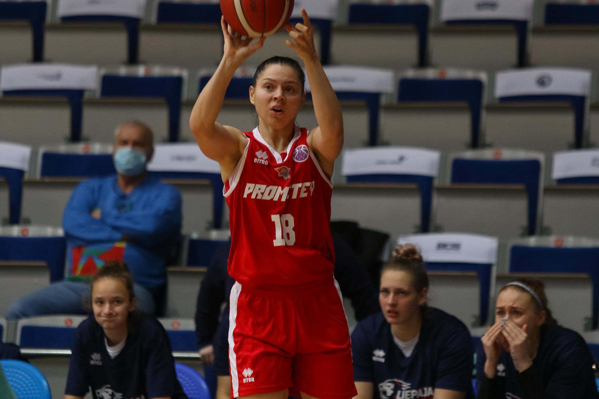 Прометей здобув другу перемогу в Латвії