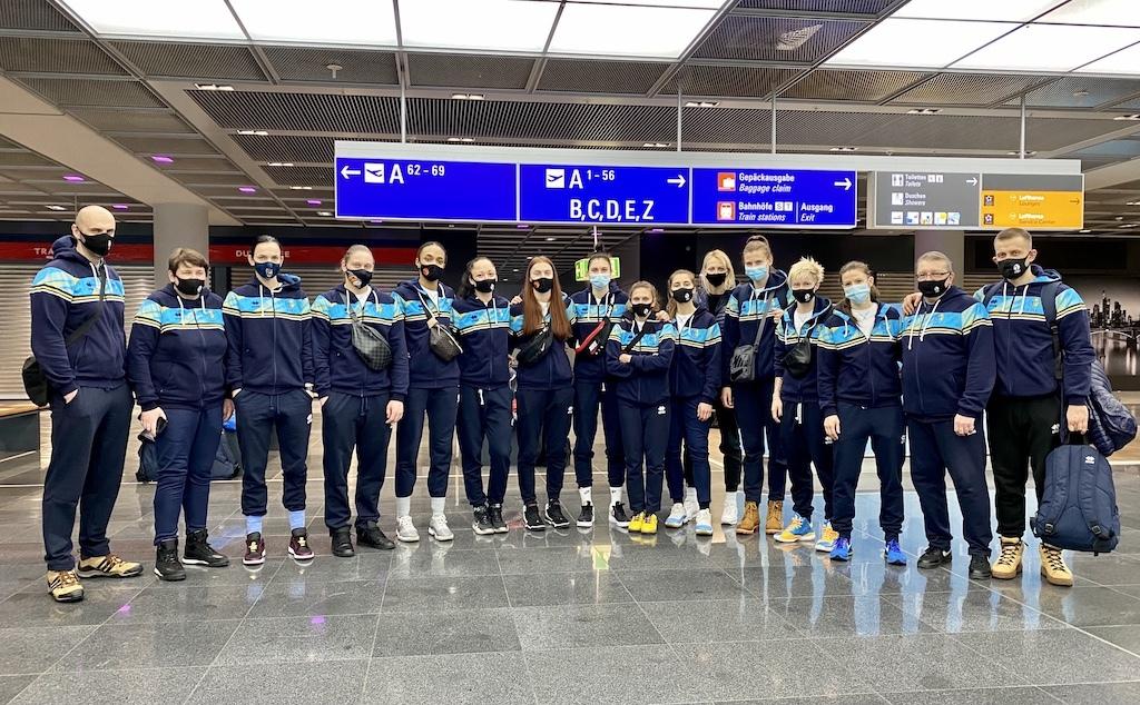 Збірна України відправилась у Португалію на вирішальні матчі відбору: визначився склад команди
