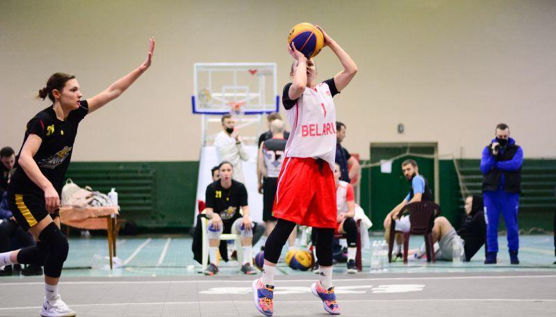 Міжнародний рейтинговий турнір з баскетболу 3х3: онлайн відеотрансляція