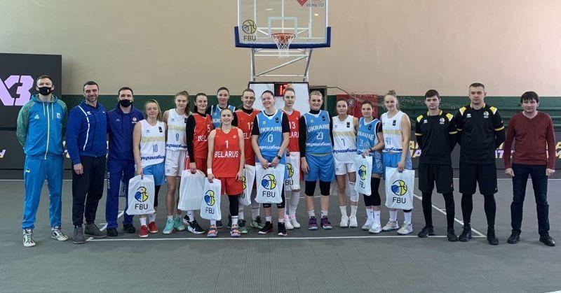 Збірна України виграла Міжнародний турнір у Києві