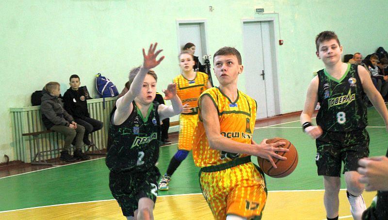 У Переяславі юнаки-2008 зіграли матчі туру ВЮБЛ