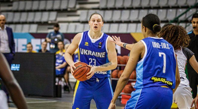ЄвроБаскет-2021: становище в групі збірної України