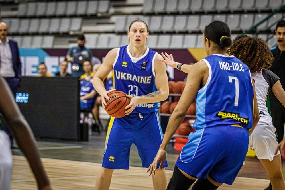 Фінляндія — Україна: відеотрансляція матчу кваліфікації Євробаскета-2021